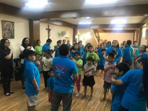 Seperti inikah Tuhan kita? | Community Based Rehabilitation of Saint Ursula 01